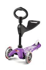 Mini Micro Deluxe 3v1 fialová (purple)