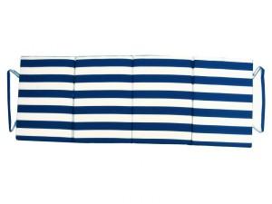 Skládací plážové molitanové lehátko Trieste-17 3 cm