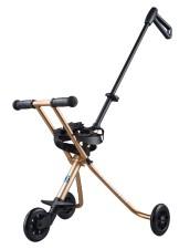 Dětské vozítko Micro Trike Deluxe Gold