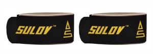 Pásek na sjezdové lyže Sulov černo-žlutý