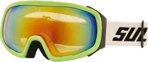 Lyžařské brýle Sulov Pro dvojsklo revo zelené