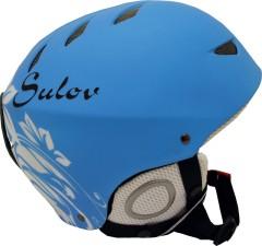 Lyžařská přilba Sulov Air modrá