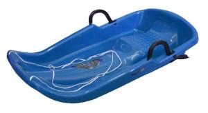 Plastové boby Twister modré