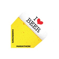 Letky Harrows Marathon 1534