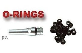 Gumičky Bull's O Ring - 30 ks