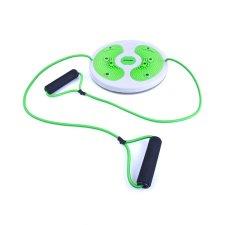 Twister s posilovací gumou Wild Twist V - limetkově zelený