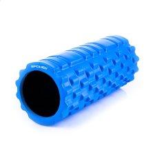 Fitness masážní válec Spokey Teel II modrý