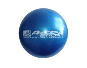 Míč OVERBALL ACRA 30 cm, modrý