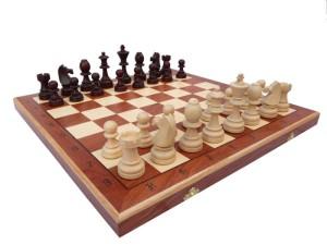 Šachy dřevěné Tournament č.7