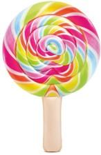 Nafukovací lehátko Intex Lollipop 208x135cm