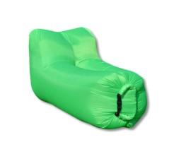 Nafukovací křeslo Air Sofa-zelená