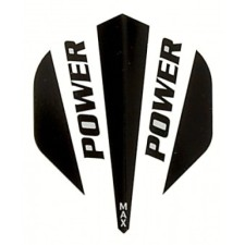 Letky Designa POWER MAX - Black White