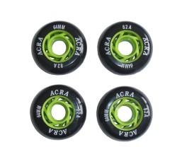 Náhradní kolečka do kolečkových bruslí Skate 64 x 24 mm