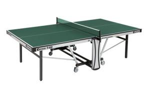 Stůl na stolní tenis Sponeta S7-62i zelený