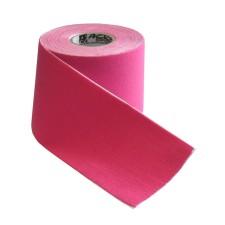 Kinesiologický tejp Acra 5x5 m růžový