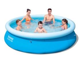 Bazén samostavěcí Bestway 305x76 cm