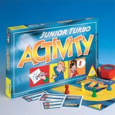 Společenská hra Activity Junior TURBO