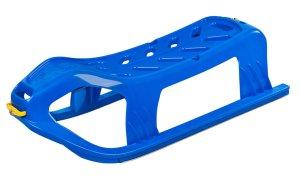 Plastové saně Sulov modré
