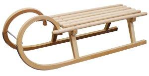 Dřevěné saně Sulov Sport 105cm