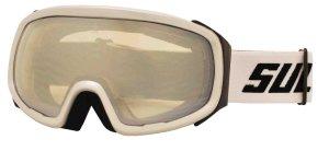 Lyžařské brýle Sulov Pro dvojsklo revo stříbrné
