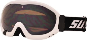 Lyžařské brýle Sulov Free dvojsklo bílé
