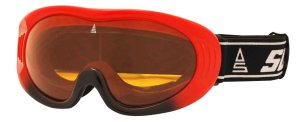 Lyžařské brýle Sulov Ripe červené