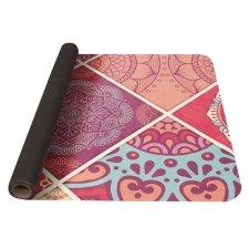 Podložka na jógu YATE Yoga mat 0,1cm