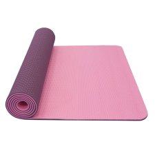 Podložka na jógu dvouvrstvá Yate Yoga Mat 6mm