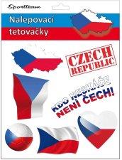 Tetovací obtisky ČR 2