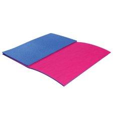 Karimatka Yate Textil skládací 3 díly 90x50x0,8cm