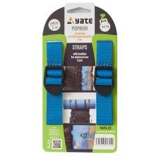 Popruh se sponou Yate 2x150cm - 2ks