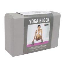 Pěnová kostka - Yoga Block YATE šedá