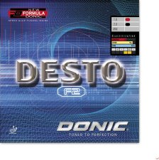 Potah Donic Desto F2