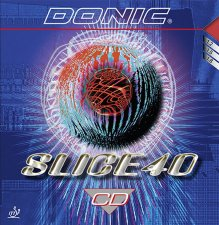 Potah Donic Slice 40 CD