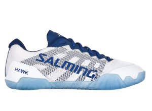 Sálová obuv Salming Hawk Shoe Women White - Navy