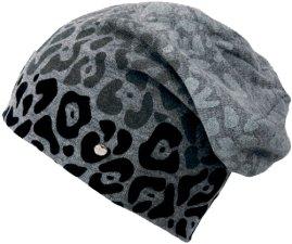 Zimní rasta čepice Hat You šedá