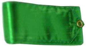 Gymnastická stuha Junior 4m tmavě zelená