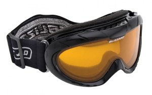 Lyžařské brýle Blizzard 902 DAO black matt