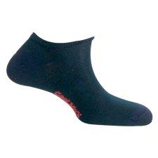 Ponožky Mund Invisible Coolmax modré