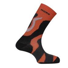 Trekingové ponožky Mund Tramuntana oranžové