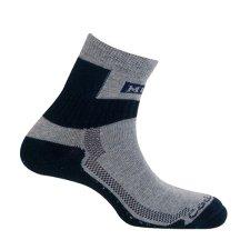 Ponožky Mund Nordic Walking černé