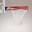 Basketbalová obroučka pérovací