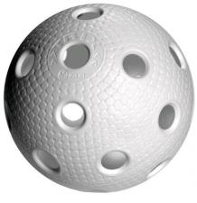 Florbalový míček Jadberg Trixx bílý