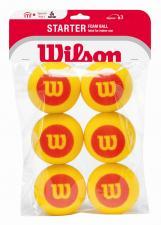Tenisový míč Wilson Starter Foam Balls 6ks