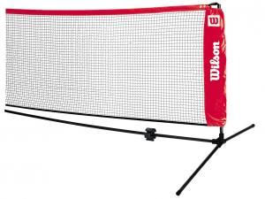Tenisová síť Wilson 6,10 Mini Tenis